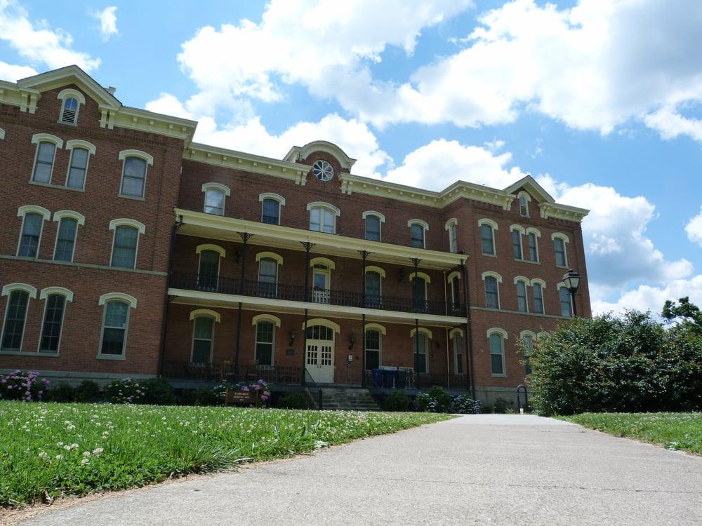 Fairchild Hall: 101 Chestnut St, Berea, KY