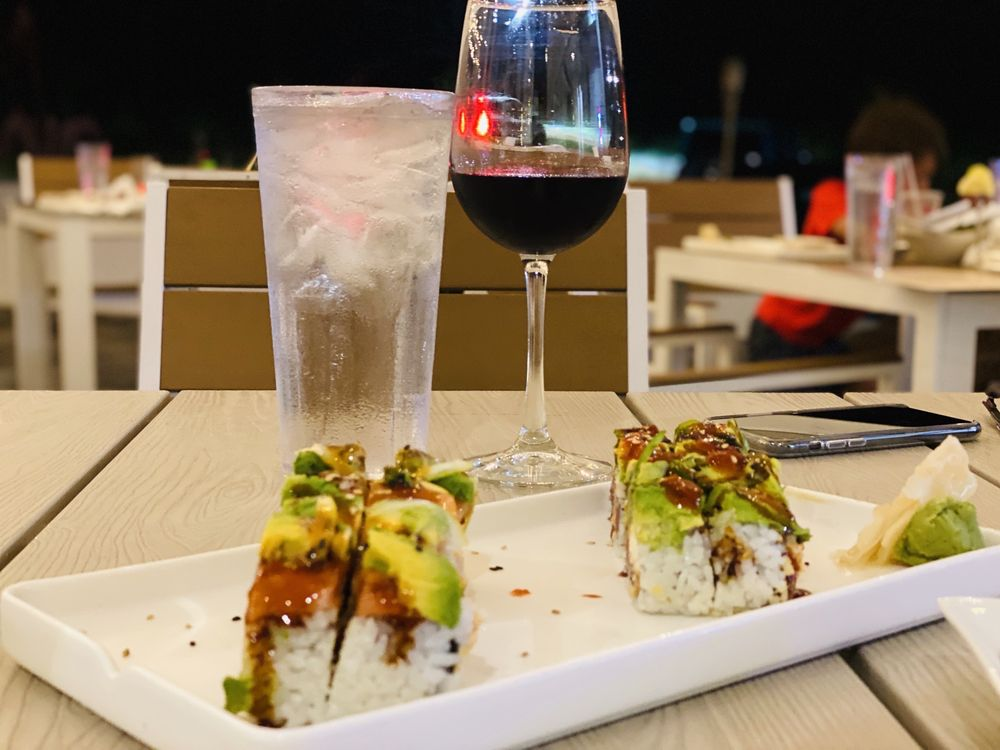 Shaka Sushi and Noodle Bar: 13625 US-98, Inlet Beach, FL