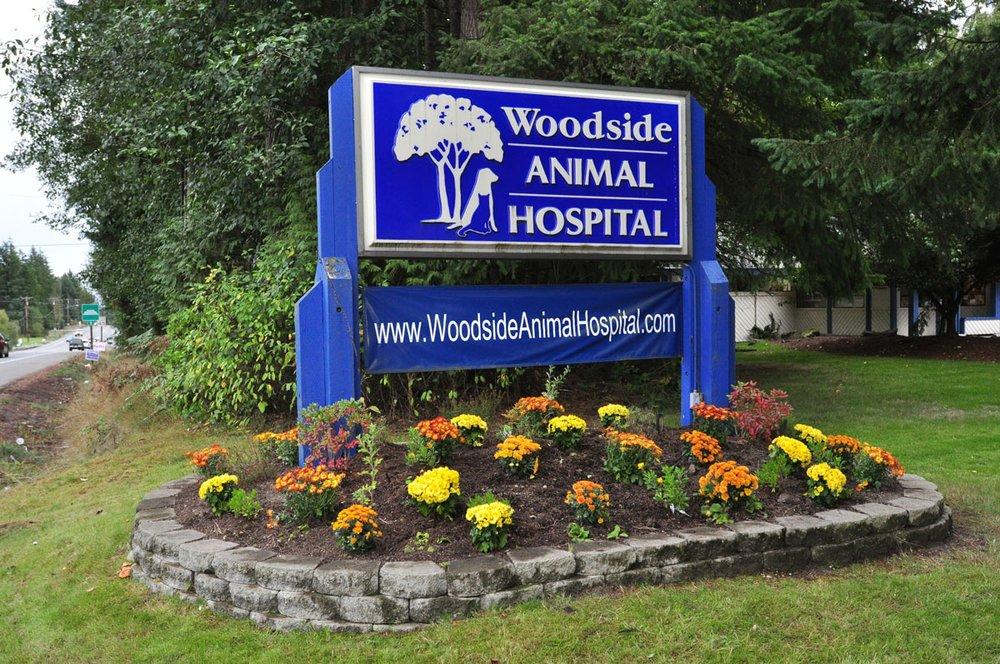 Woodside Animal Hospital: 1601 Woods Rd SE, Port Orchard, WA