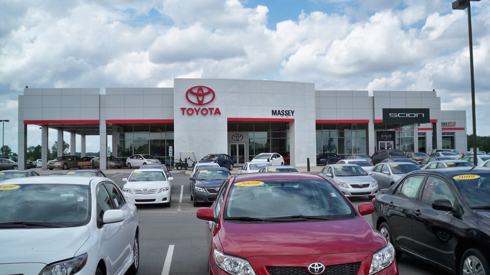 Massey Toyota: 4760 Hwy 70 W, Kinston, NC