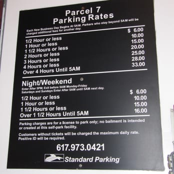 Haymarket Center Garage - 12 Photos & 46 Reviews - Parking - 136 Blackstone St, Downtown, Boston, MA - Phone Number - Yelp