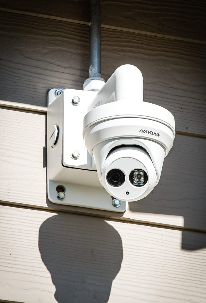 California Security Cameras