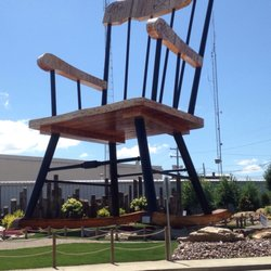 Photo of Worldu0027s Largest Rocking Chair - Casey IL United States. Worlds largest & Worldu0027s Largest Rocking Chair - 31 Photos u0026 10 Reviews - Local ...