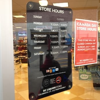 bc liquor store hours bc liquor stores wine amp spirits burnaby heights 10429