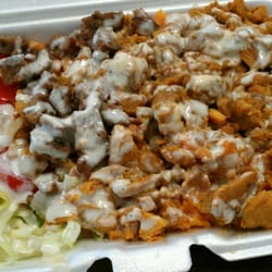 Photo Of Faith S Halal Food Manhattan Ny United States En Over Rice