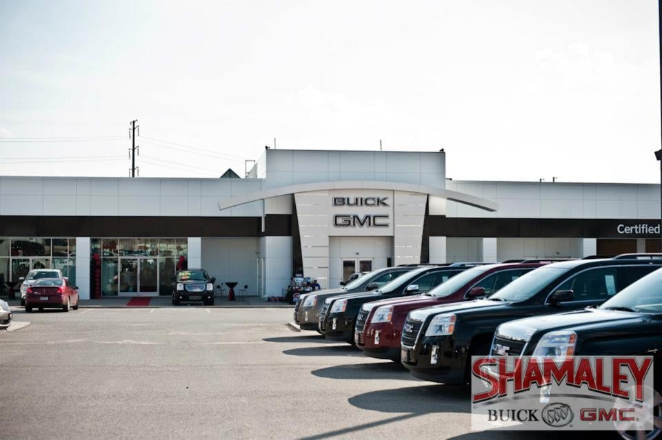 Shamaley Buick Gmc >> Welcome To Shamaley Buick Gmc El Paso Tx We Are Located