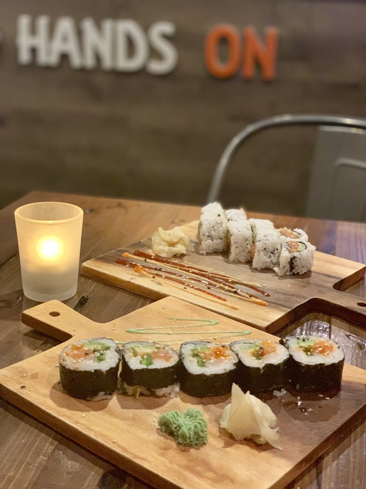 Hands On Thai & Sushi