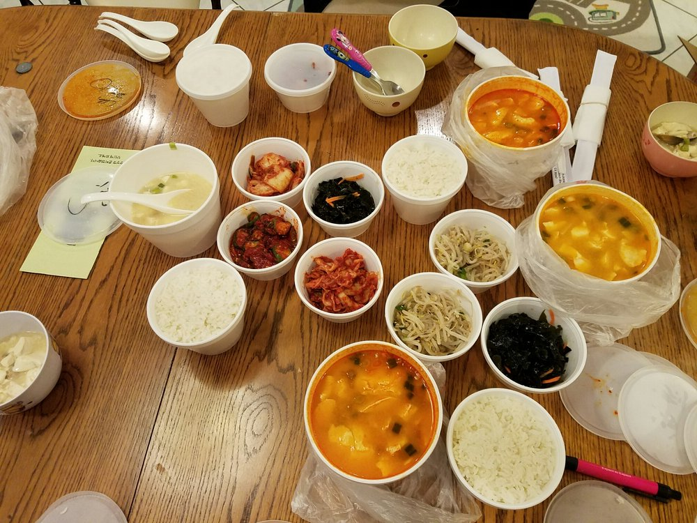 Lee s tofu 138 foto e 247 recensioni cucina coreana for Cucina coreana