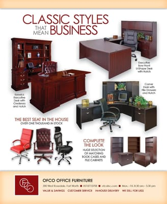 Ofco Office Furniture Office Equipment 200 W Rosedale