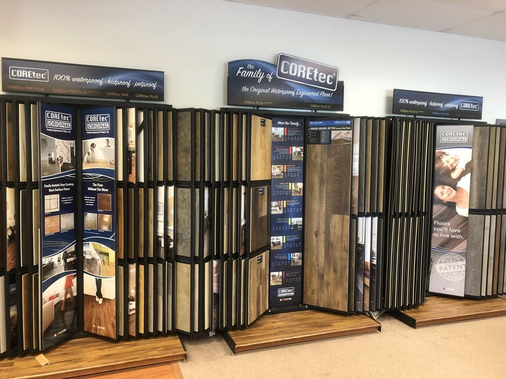 J & J Carpets: 490 Commerce Dr, Sunbury, OH