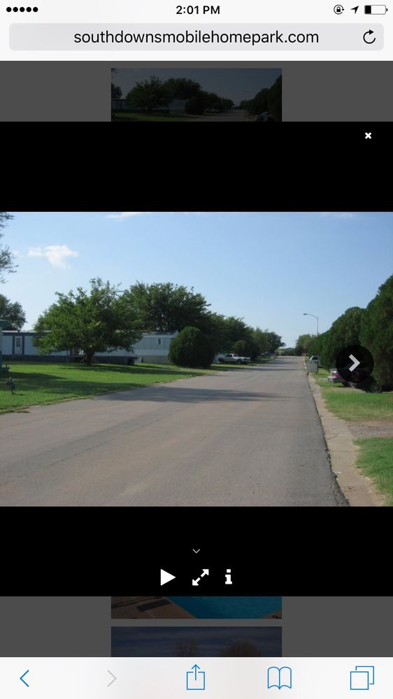 Photo of Southdowns Mobile Home Park: Woodward, OK