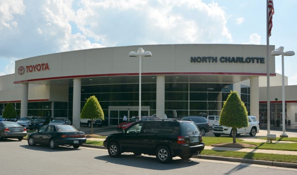 Car Repair Shops Near Me >> Toyota of North Charlotte - Car Dealers - Huntersville, NC - Yelp