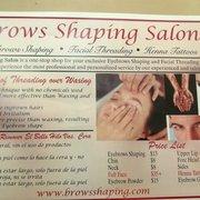 Brows Shaping Salon - CLOSED - 76 Reviews - Hair Removal - 161 4th ...