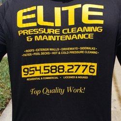 Elite Pressure Cleaning Amp Maintenance Pressure Washers