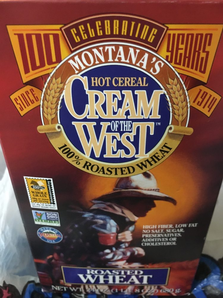 Cream of the West: 408 Wheatland Ave S, Harlowton, MT