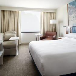 Marriott Crabtree Raleigh NC Room