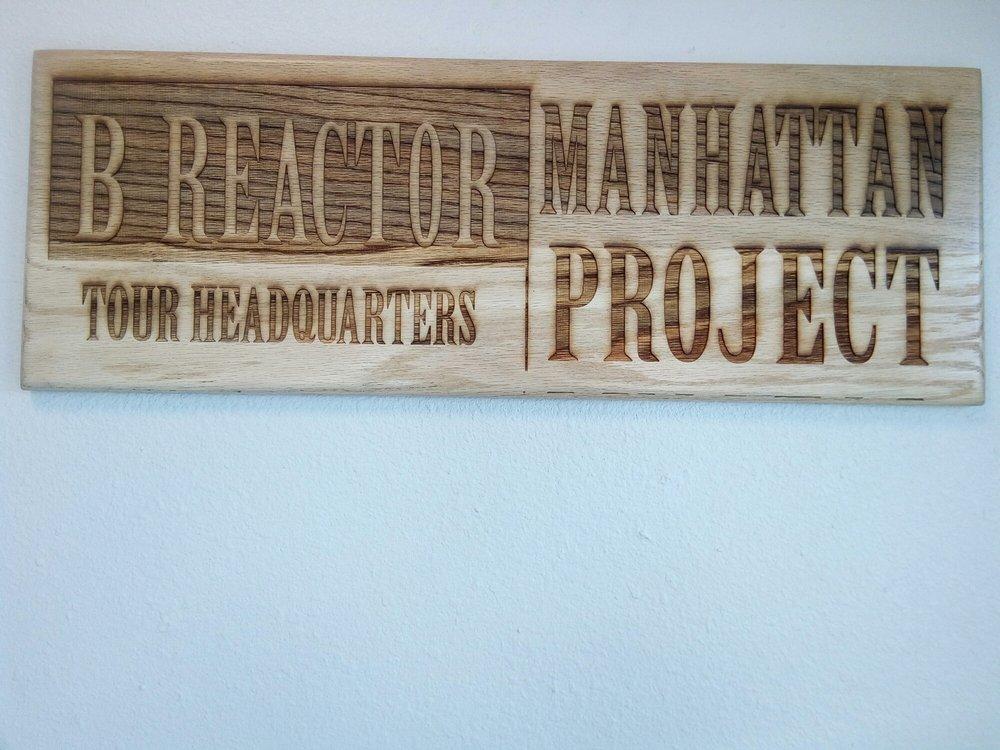 Manhattan Project B Reactor Tours: 2000 Logston Blvd, Richland, WA