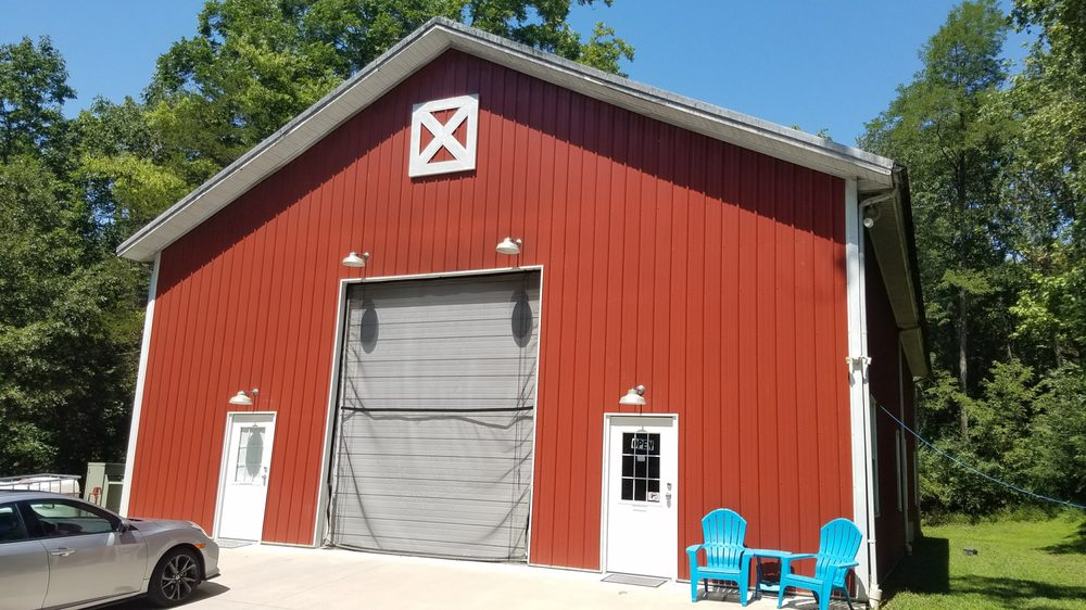 Grand River Spirits: 428 Wood Rd, Carbondale, IL