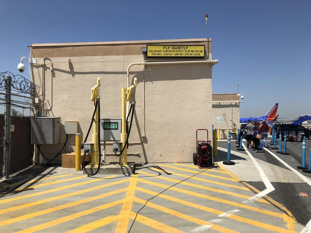 Hollywood Burbank Airport - BUR