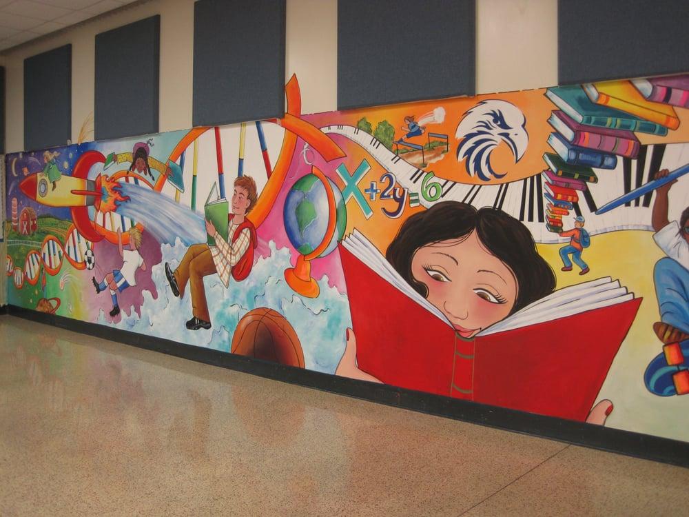 Promiseland Murals: Birdsboro, PA