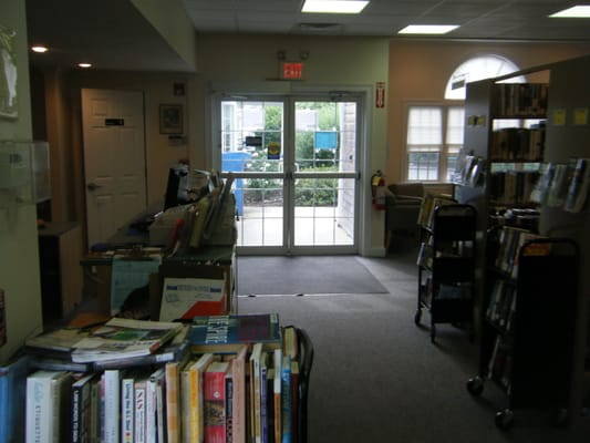 Manomet Branch Library 12 Strand Ave Plymouth, MA Community Services