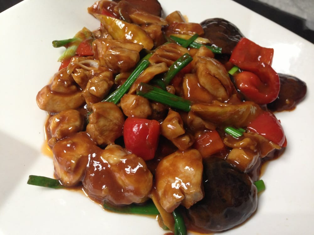 This tai chien chicken very delicious yelp for 456 shanghai cuisine