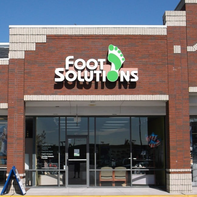 Foot Solutions Largo: 10500 Ulmerton Rd, Largo, FL