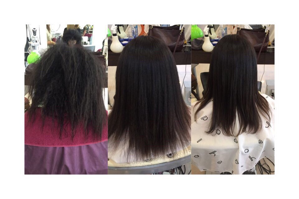 Japanese Hair Straightening By Aaliyah Yelp