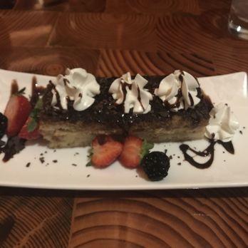 Solstice Restaurant Stowe Menu
