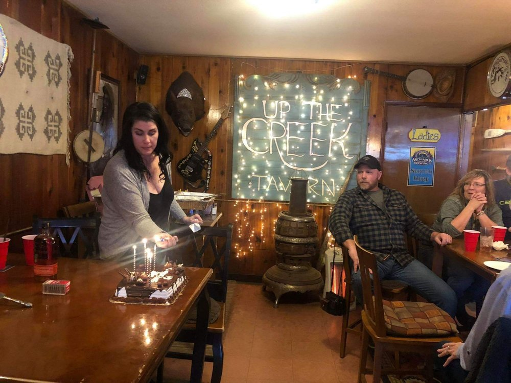 Up the Creek Tavern: 265 S 8th St, Lakeside, OR