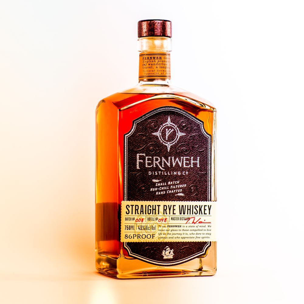 Fernweh Distilling Co.: 4 Schiller St, Hermann, MO