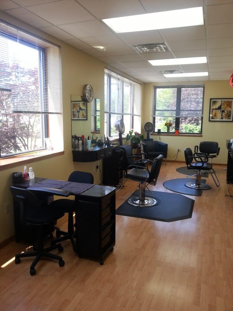 Envision salon hair salons 10300 royalton rd north for A salon named desire