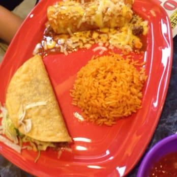 La Cascada Mexican Restaurant Hillsboro Oh