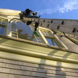 Maine coast window cleaning gutter services brunswick - Exterior window cleaning services ...