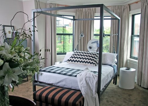 boston 39 s luxury boutique hotel the inn st botolph 2 bedroom suite yelp. Black Bedroom Furniture Sets. Home Design Ideas