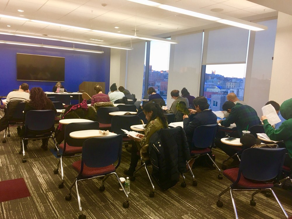 CUNY School Of Public Health: 55 W 125th St, New York, NY
