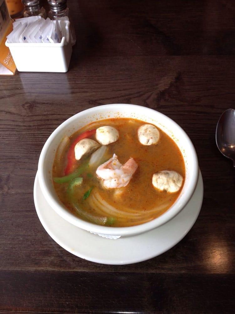 Tom yum goon yelp for 5 star thai cuisine