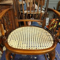 Photo Of Restoration Furniture Repair Waipahu Hi United States After New Caning