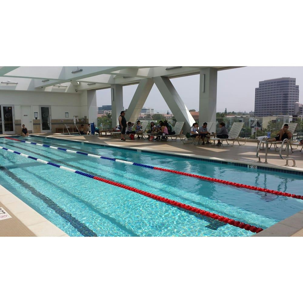 Rooftop Outdoor Pool Yelp
