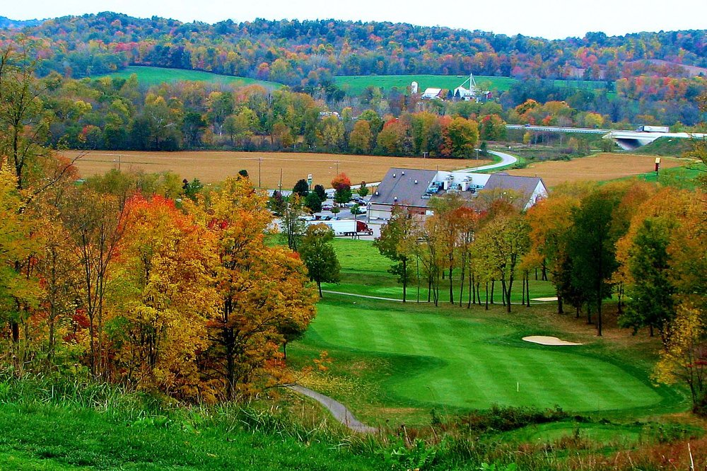 Deer Ridge Golf Club: 900 Comfort Plaza Dr, Bellville, OH