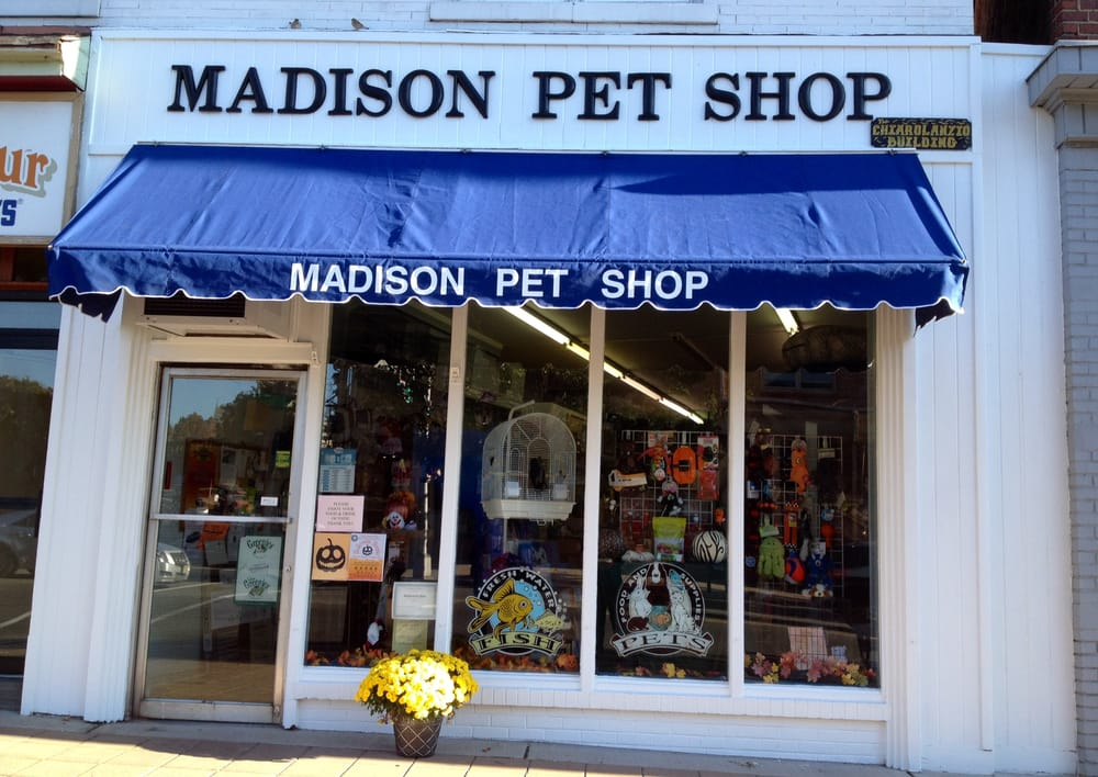 Madison Pet Shop