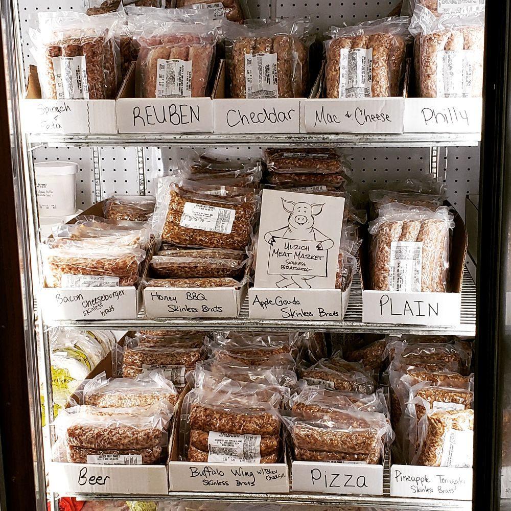 Ulrich's Meat Market: 715 Franklin St, Pella, IA
