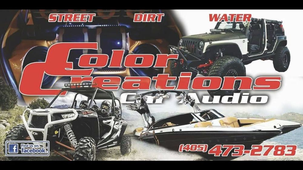 color creations car audio car stereo installation 6101