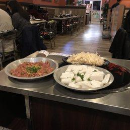 Tastee Steam Kitchen Oakland Menu