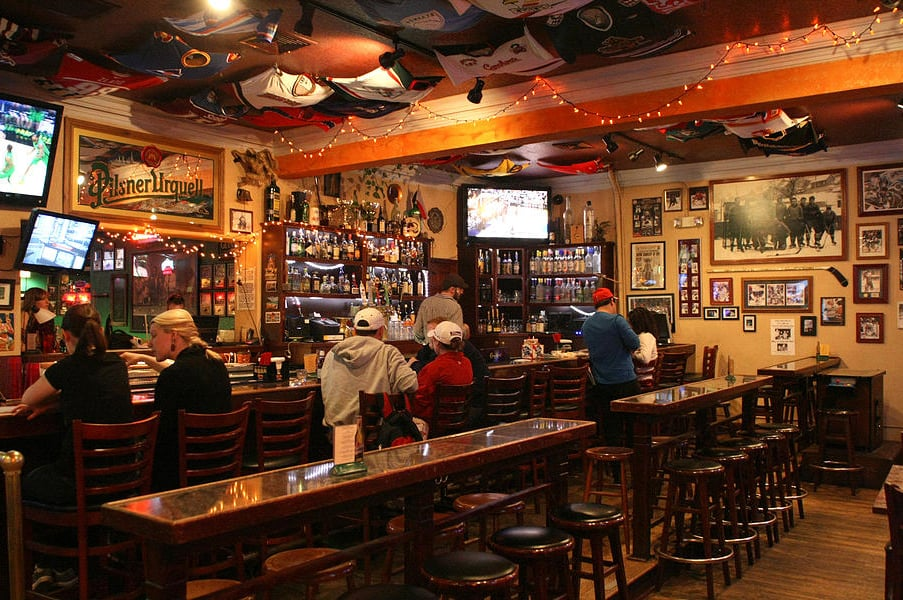 Sobo 151 Czech Bar Amp Grill Sports Bars Southwest
