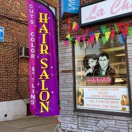 unisex hair salon staten island