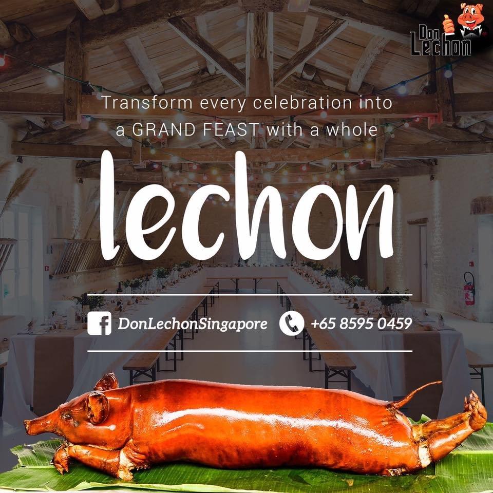Don Lechon Singapore