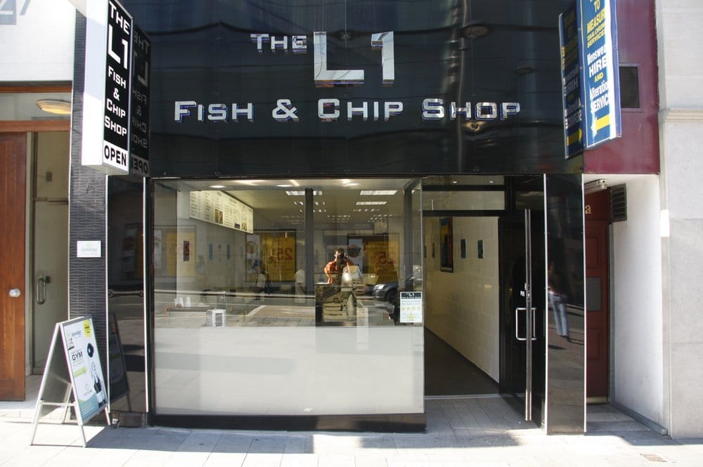 The L1 Fish and Chip Shop