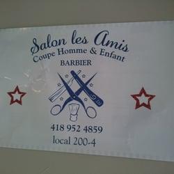 Salon les amis barbieri 2669 chemin sainte foy qu bec for Salon les amis