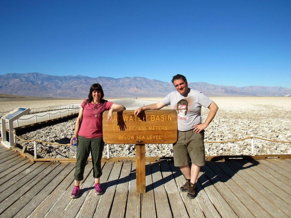 Farabee Jeep Rentals: Hwy 190, Death Valley, CA
